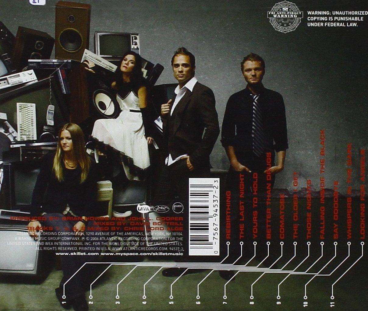 skillet concert poster. skillet concert poster