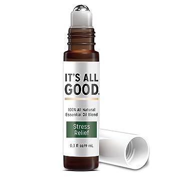 Amazon.com: Aceite esencial natural para aliviar el estrés ...