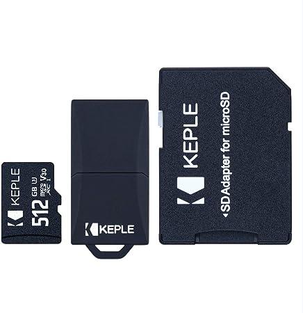512gb Microsd Speicherkarte Micro Sd Kompatibel Mit Computer Zubehör
