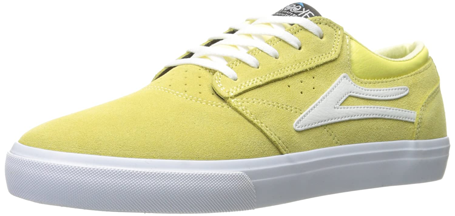 [ラカイリミテッドフットウェア] Lakai メンズ B01ISAF5WG 9 D(M) US|Dusty Yellow Suede Dusty Yellow Suede 9 D(M) US