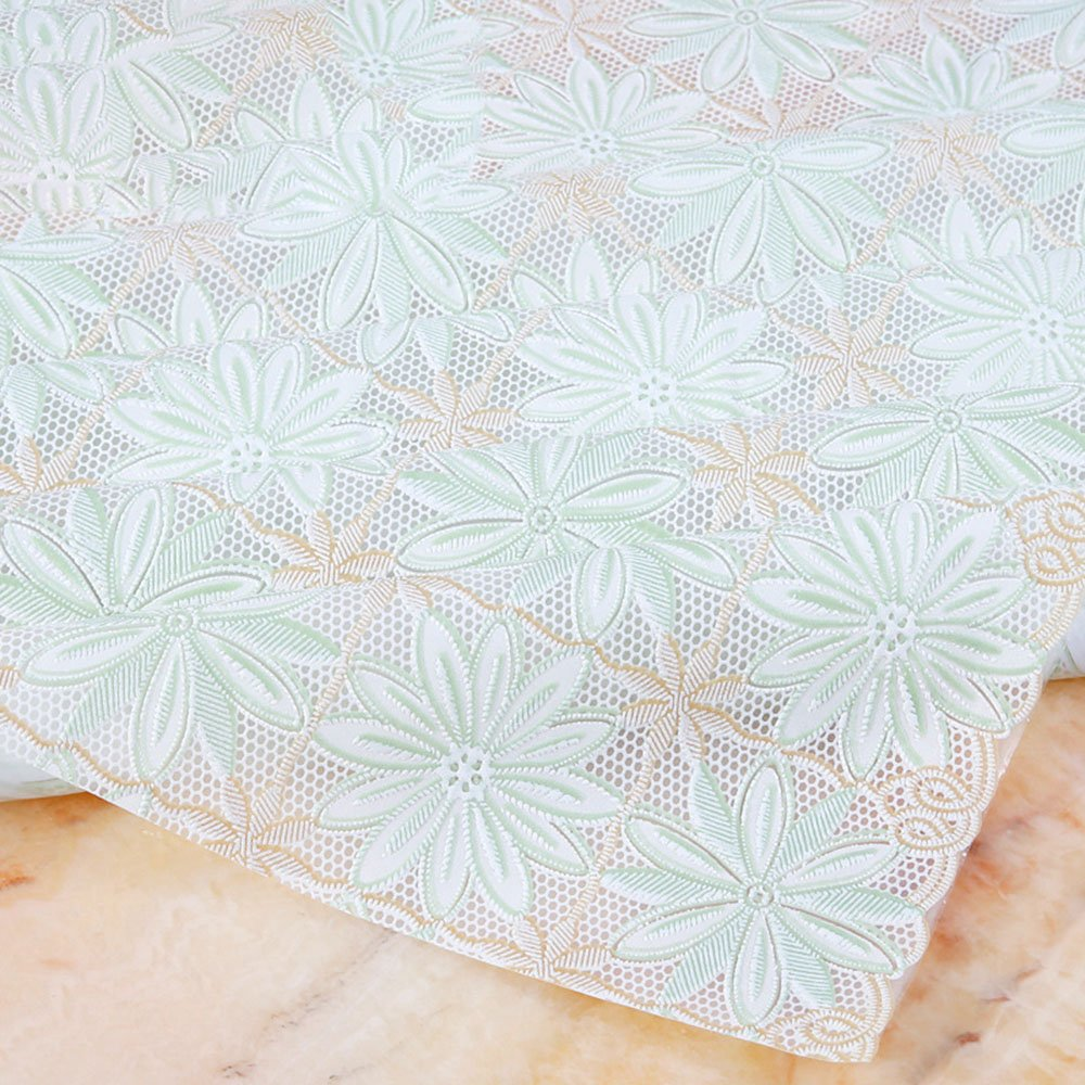 NATIVEDEN Lace Table Cloths Rectangle Table Covers Table Top for Dinner Parties Christmas Holidays or Everyday Use