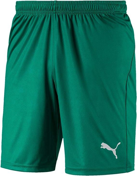 PUMA Liga Shorts Core Pants, Hombre: Amazon.es: Ropa y accesorios
