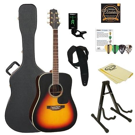 TAKAMINE GD51 bsb-kit-2 Dreadnought acústica guitarra, Sunburst ...