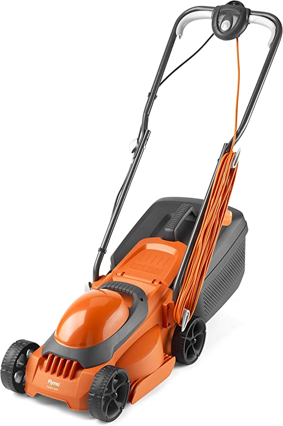 Flymo EasiMow 300R Electric Rotary Lawn Mower - Best for Smaller Gardens