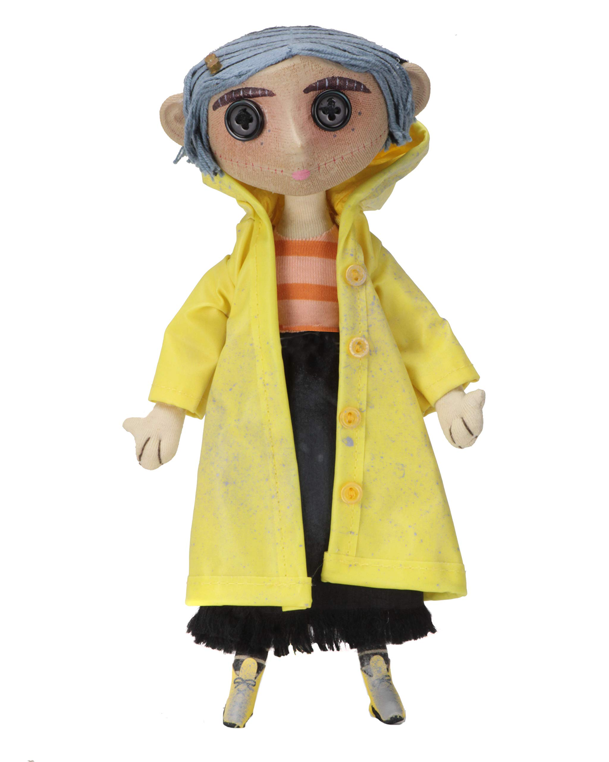 "NECA - Coraline - Prop Replica 10"" Coraline Doll"