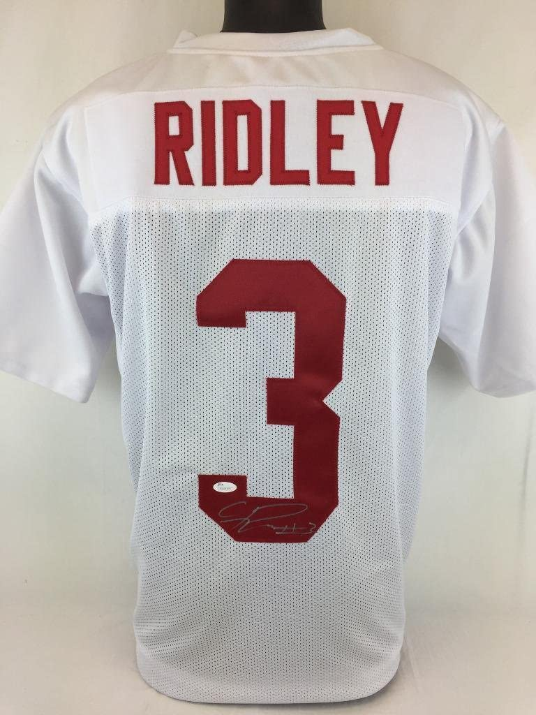 Calvin Ridley Signed Autographed Jersey Jsa Coa Autograph Alabama At Amazon S Sports Collectibles Store