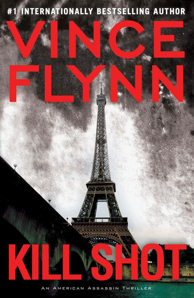 vince flynn series chronological order