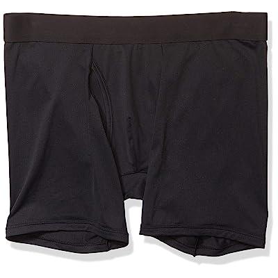 Amazon Brand - Goodthreads Men's Standard 3-Pack Lightweight Performance Knit Boxer Brief: Clothing