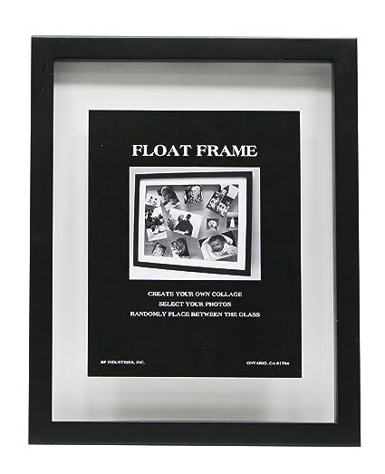 Amazon.com - BP Industries 9 by 11 Float Frame, Black - Single Frames