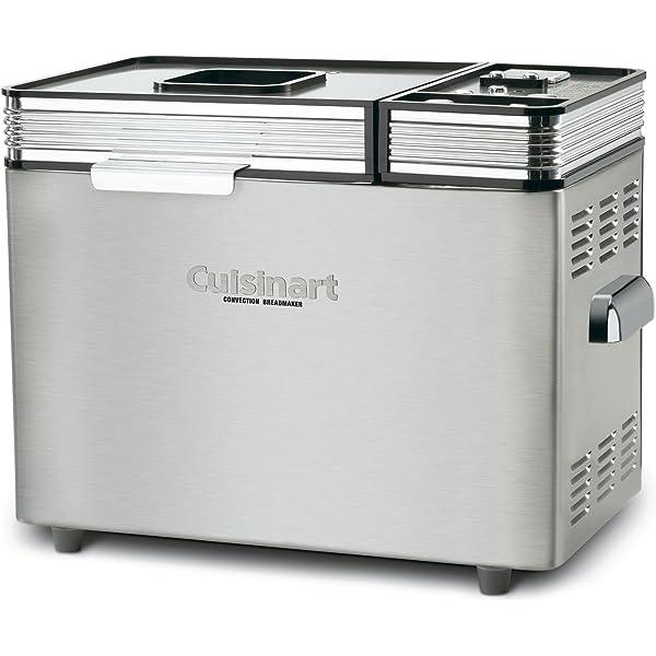 Amazon.com: Cuisinart cbk-pan Pan Pan para cbk-200 2 Lb ...
