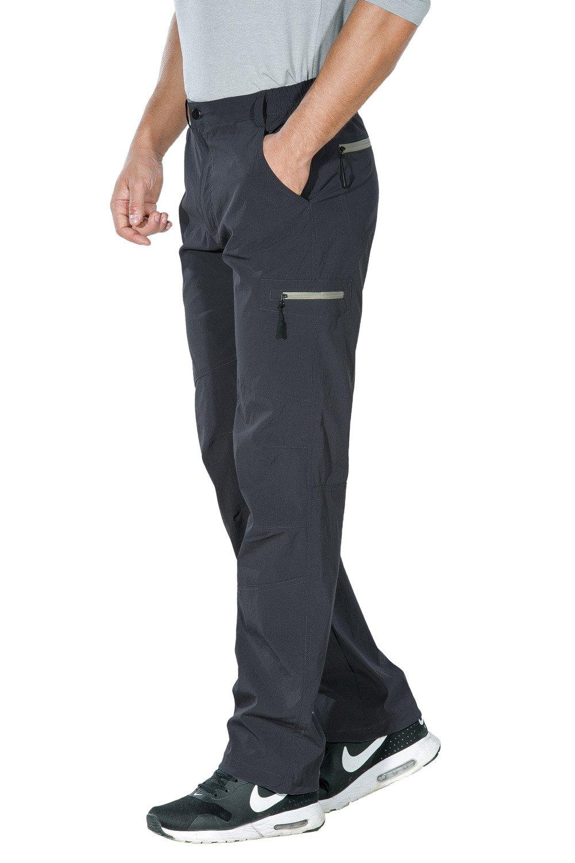 unitop Men's Travel Quick Dry Cargo Hiking Pants