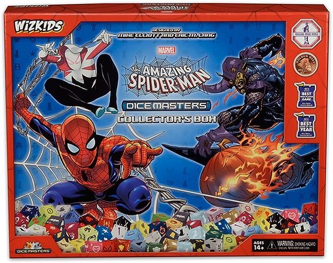 Marvel Uncanny X-Men Dice Masters Collecotrs Box