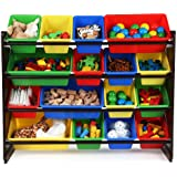 Discover Super-Sized Toy Storage Organizer