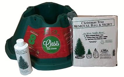 Christmas Tree Preservative.Amazon Com Christmas Tree Stand Kit Includes Tree Stand