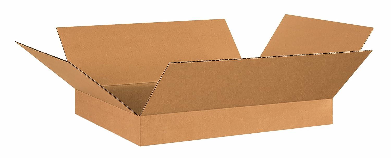 Kraft Shipping Carton 28 Inside L 20 Pieces