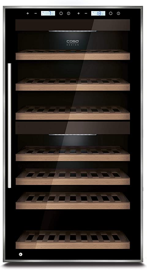 Caso Germany Vinoteca Wine Master Touch 66: Amazon.es: Hogar