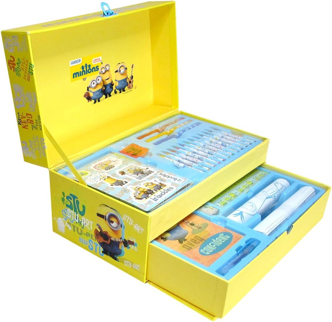 MINIONS - Maletín holográfico (Cife 86606): Amazon.es: Juguetes y juegos