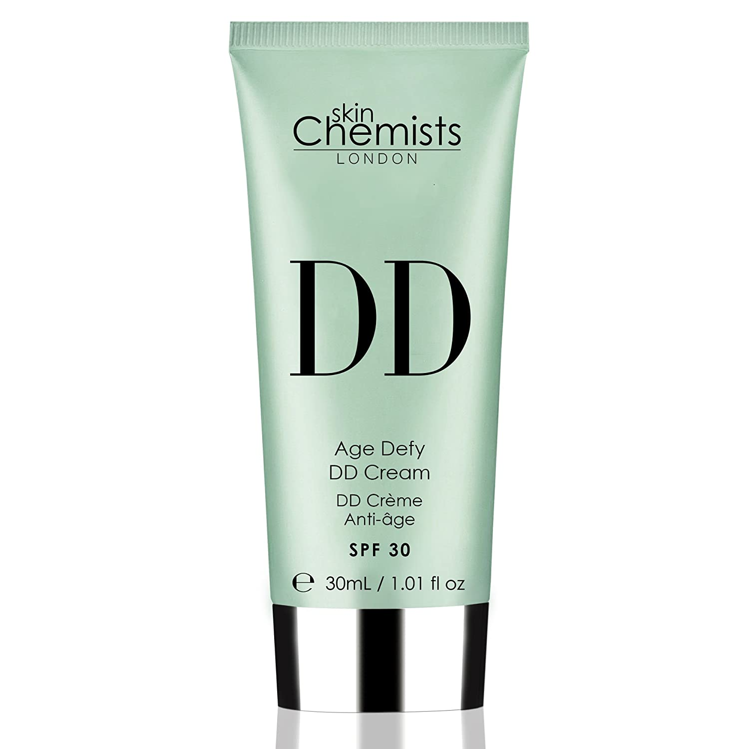 skinChemists Age Defying DD Medium Cream with SPF 30, 31 Gram SCDDM SCDDM_-30