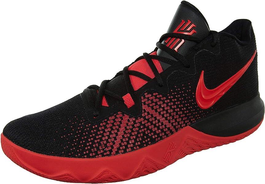 18eeadd3edc Nike Men s Kyrie Flytrap Black Red Orbit Size 12 M US
