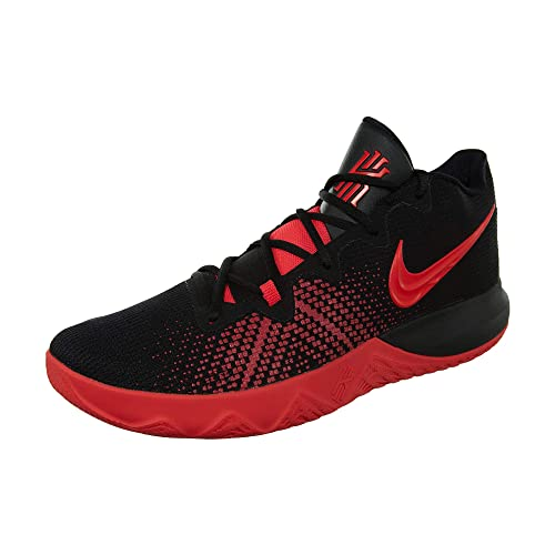 79c238f2e84 NIKE Men s Kyrie Flytrap Black Red Orbit Basketball Shoes (AA7071-006) (