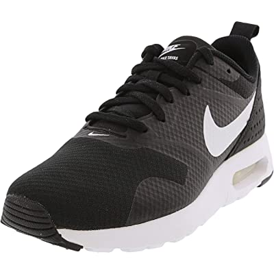 Nike Women's Air Max Tavas Black/White Ankle-High Running - 7.5M | Road Running