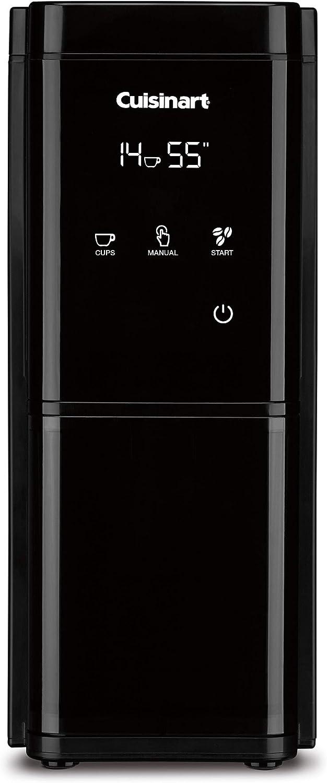 Cuisinart DBM-T10 Touchscreen, Burr Grinder, Black