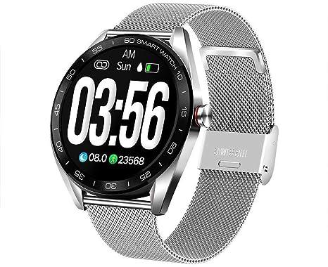 Amazon.com: Smart Watch, IP68 Waterproof Bluetooth Sport ...