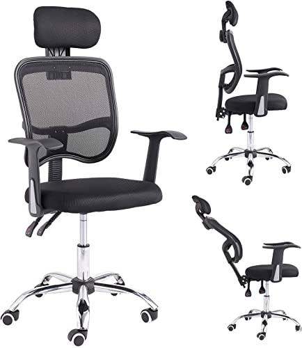 Ergonomic Office Chair High Back Home Office Chair