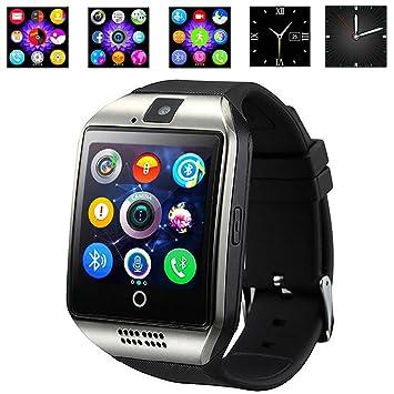 Yobeso Q18 Smart Watch Bluetooth reloj sudor a prueba de ...