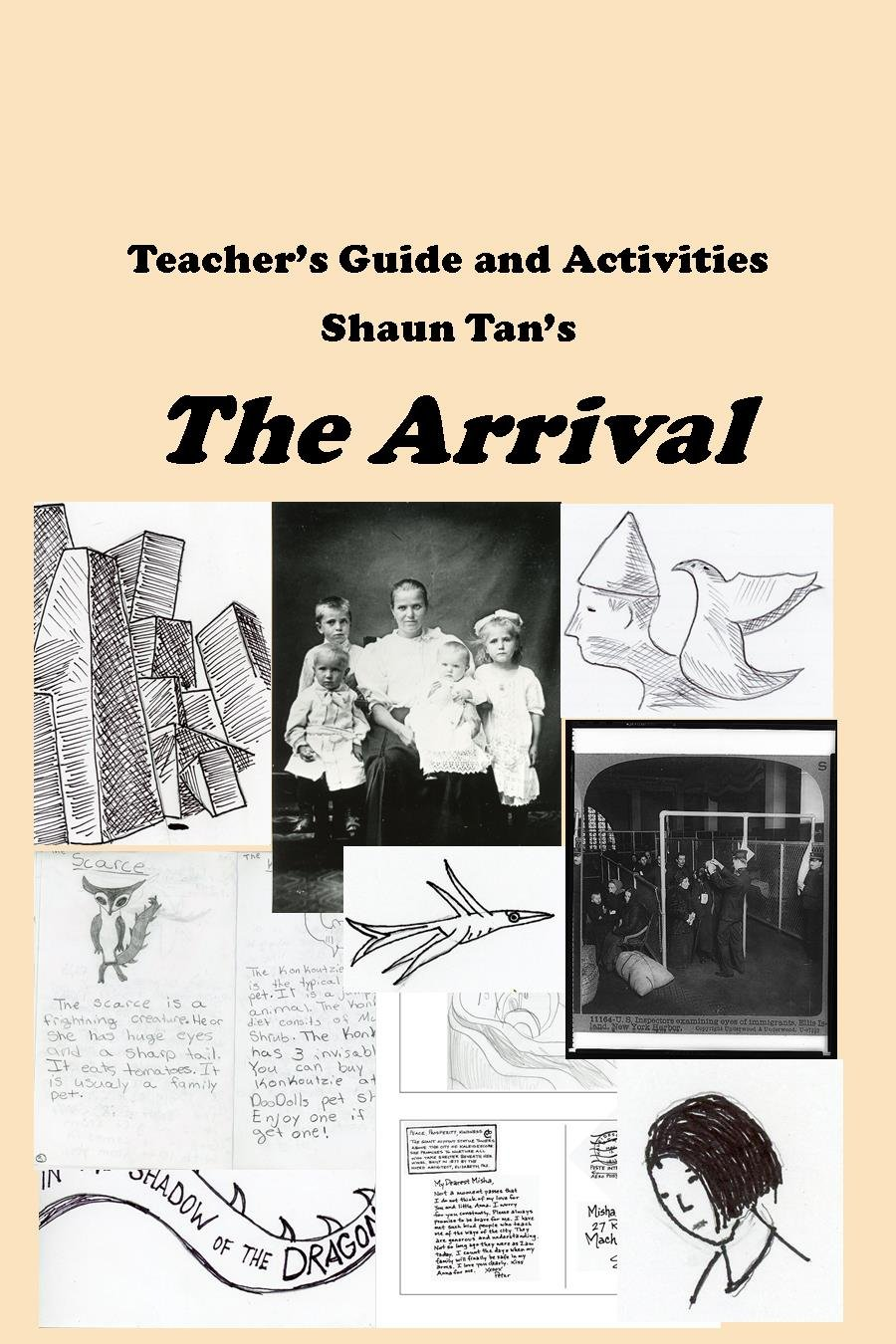 Teaching Shaun Tan's The Arrival For Elementary Gifted And Talented    Critical Thinking Vis Arts Primary Sources  English Edition