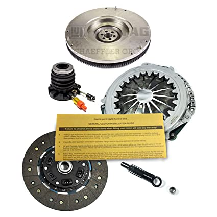 Amazon.com: EFT CLUTCH KIT & SLAVE CYL & OE FLYWHEEL for 93-12/96 FORD EXPLORER RANGER 4.0L: Automotive