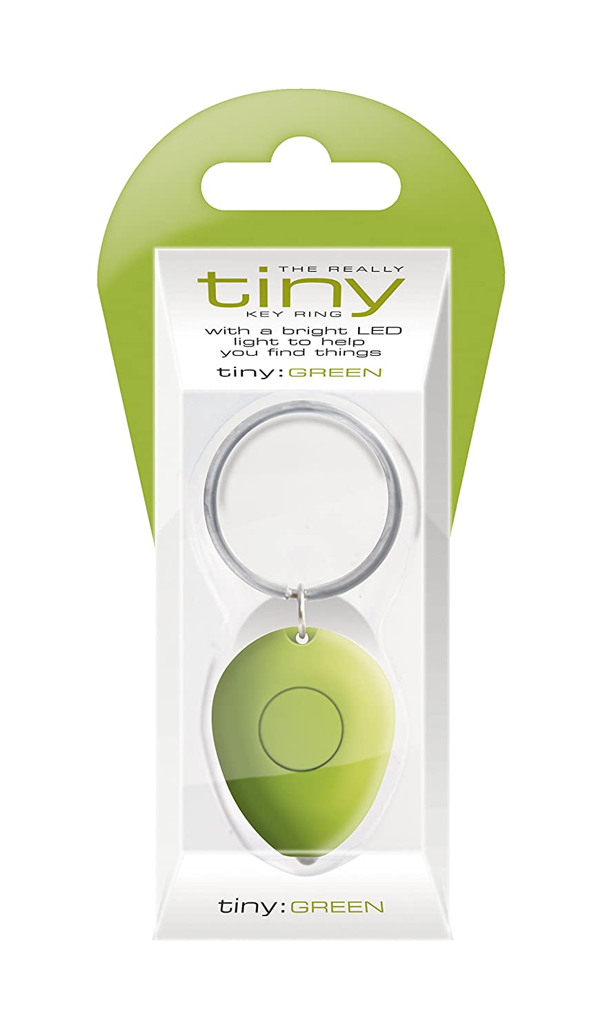 Really Tiny Booklight Green Ink Media + 'If' 5035393050054 Other Gift Items - General