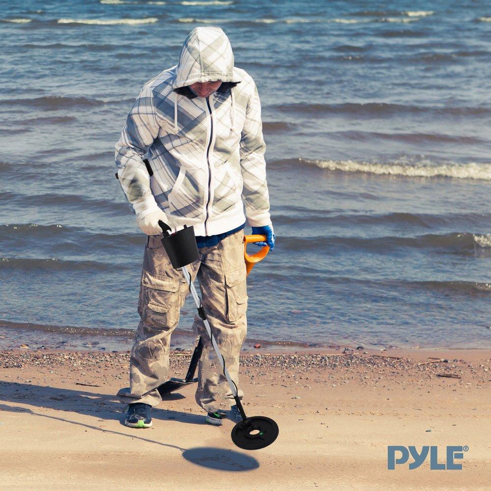 Pyle PHMD3 Water Proof Discriminating Metal Detector