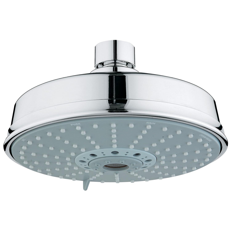 Rainshower Rustic 160 4-Spray Showerhead - Bathtub And Shower ...