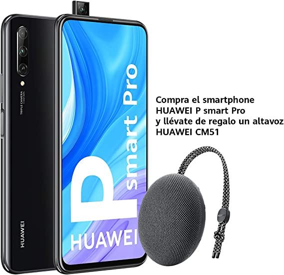 HUAWEI P Smart Pro Smartphone con Pantalla Ultra FullView FHD+ de 6.59