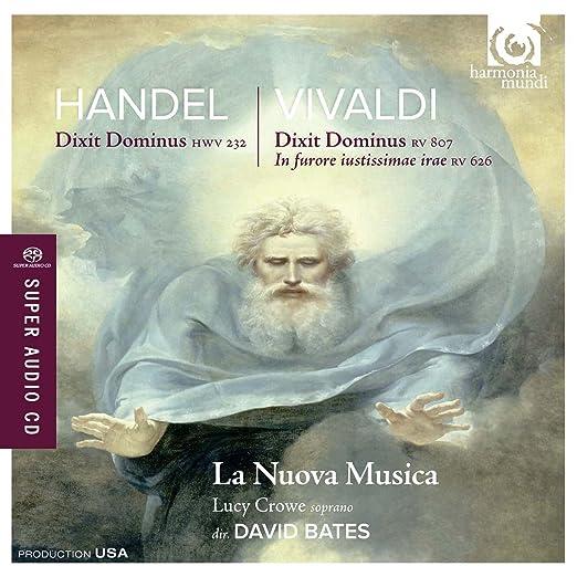 Handel: Dixit Dominus; Vivaldi: Dixit Dominus
