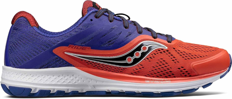 Saucony Ride 10 - zapatillas, (naranja), 43: Amazon.es: Zapatos y complementos