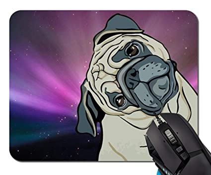 3493364feeba Amazon.com : Mouse Pad, Dog Mouse Pad Rectangle Non-Slip Rubber ...