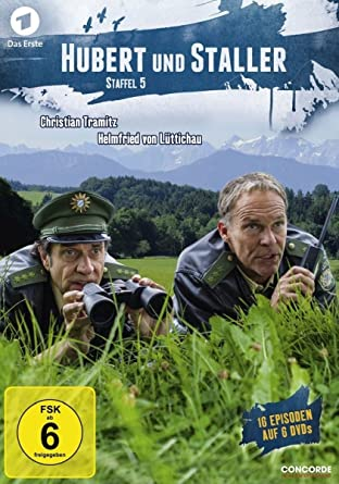 Hubert Und Staller Staffel 5 6 Dvds Amazonde Christian