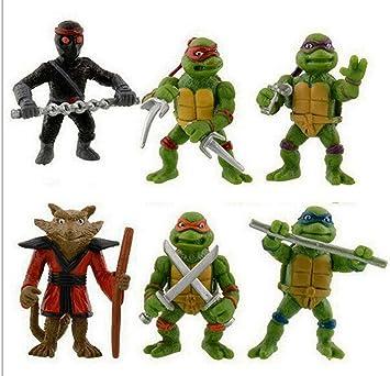 Tortugas Ninja Donatello Raphael Michel Angelo Leonardo ...