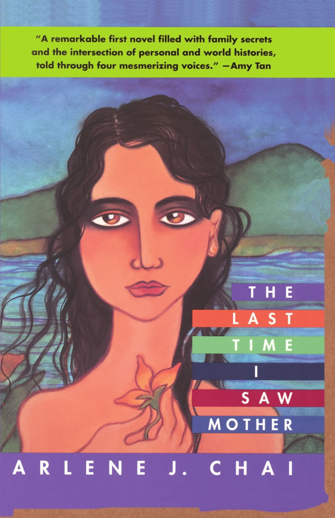 The Last Time I Saw Mother: A Novel