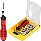Apsung 37 in 1 Professional Precision Screwdriver Set,Multi-function Repair Tool Kit for Repair iPhone,Android,Computer…