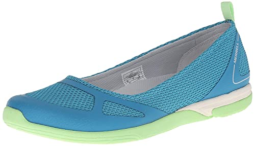 Ceylon Sport Ballet Slip-On Shoe, Teal