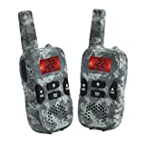Amazon Price History for:Walkie Talkie for Kids, Kids Walkie Talkie for boys and girls 22 Channels 3 miles