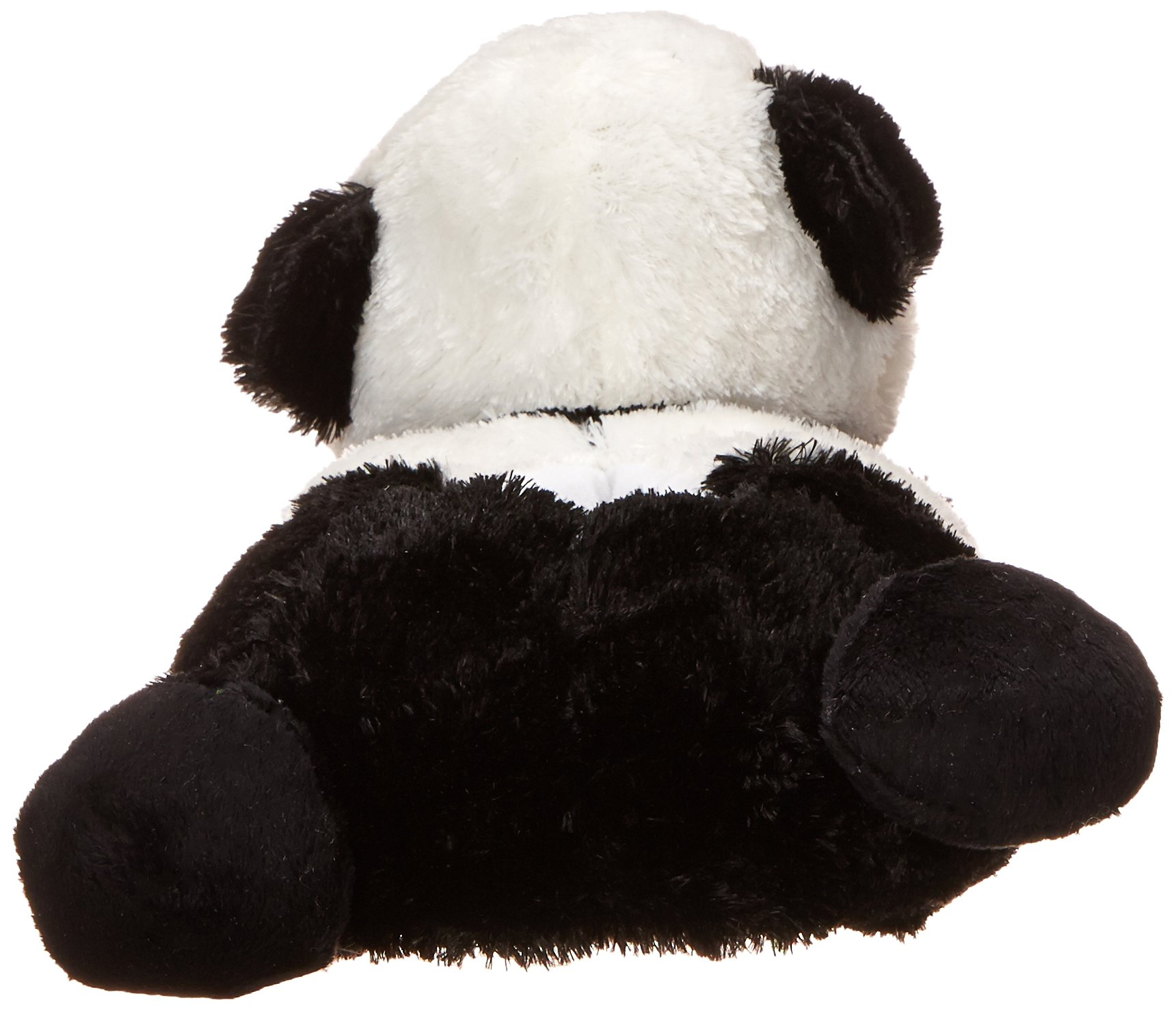 aaf1cd25a64f2 Adult M Size Unisex Black White Panda Animal Plush Fuzzy Slippers