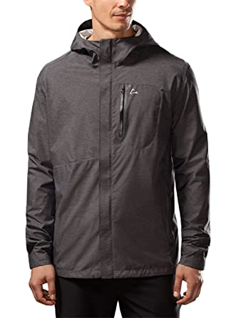 Paradox Men's Waterproof Breathable Rain Jacket at Amazon Men's ...