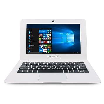 """Thomson Notebook - Portátil de 10.1"""" (Atom Z3735, RAM de 1 GB,"""