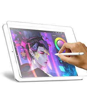 Paperlike Screen Protector for iPad Air 3 (2019) 10.5 inch, iPad Pro 10.5 (2017), XIRON iPad Air Screen Protector Matte PET Paper Texture Film No Glare Screen Protector,Compatible with Apple Pencil
