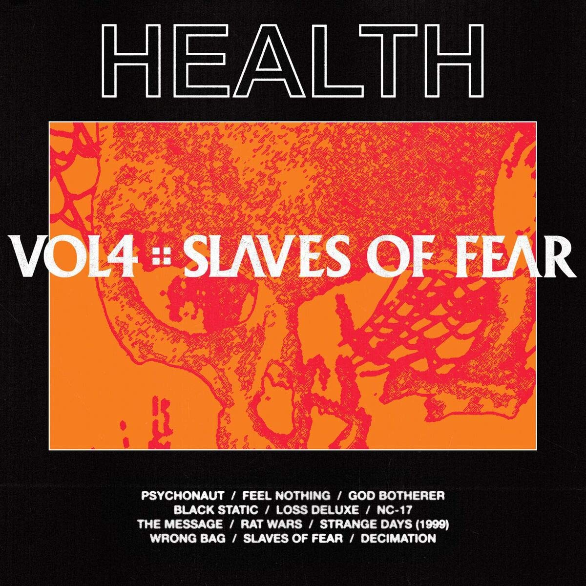 Vinilo : HEALTH - Vol, 4: Slaves Of Fear (LP Vinyl)