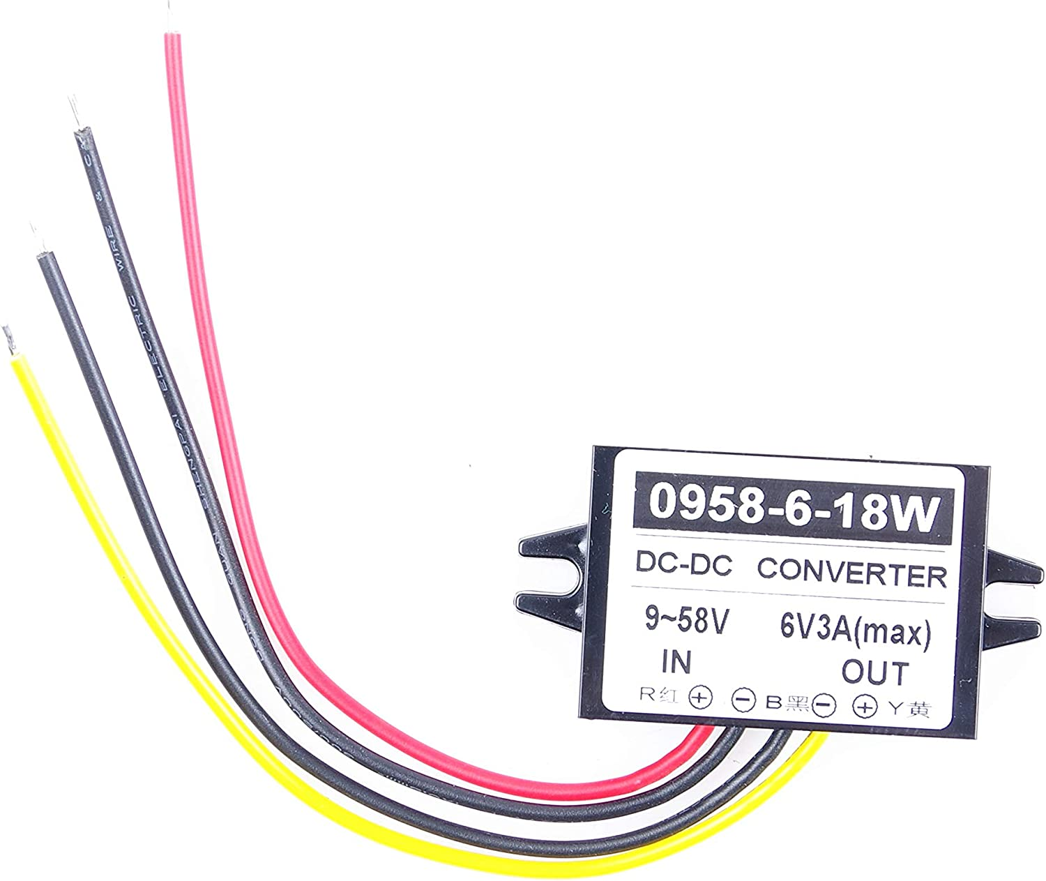 Discharge wire 3pin connector AWG13 cable for 36V 48V 24V 12V ebike battery